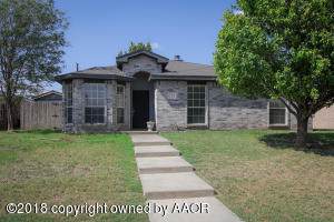1008 RUSHMORE DR, Amarillo, TX 79110