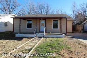 309 VIRGINIA ST, Amarillo, TX 70106