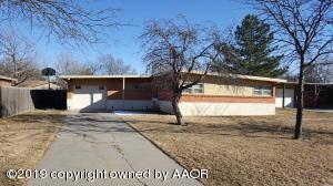 3515 FLEETWOOD DR, Amarillo, TX 79109