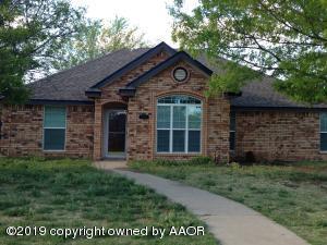 4210 RINCON AVE, Amarillo, TX 79119