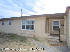 126 Ozmer St, Borger, TX 79007