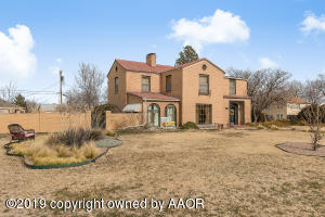 2011 3RD AVE, Canyon, TX 79015