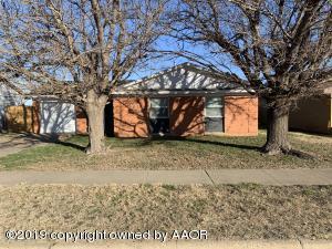 1210 JASMINE ST, Amarillo, TX 79107