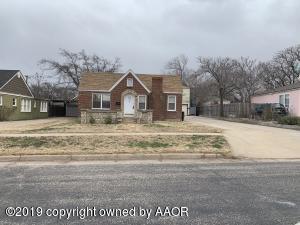 819 PALO DURO ST, Amarillo, TX 79106