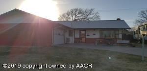 1514 Bedivere St, Borger, TX 79007