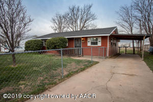 1331 ASTER ST, Amarillo, TX 79107