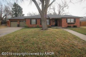 2219 S Crockett ST, Amarillo, TX 79109