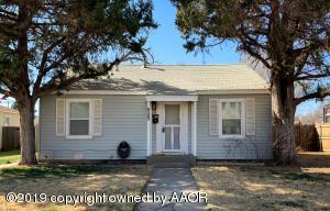 1914 S Bowie St, Amarillo, TX 79109