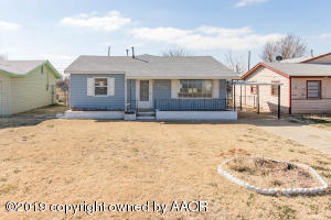 2025 NW 14TH AVE, Amarillo, TX 79107