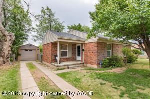 1513 S ROSEMONT ST, Amarillo, TX 79106