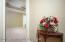master bedroom hallway nook