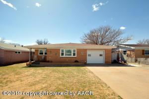 320 Santa Fe St, Borger, TX 79007