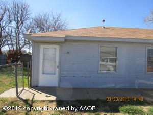 4210 SE 16th #B Ave, Amarillo, TX 79104