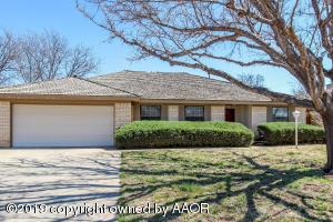 4521 HARVARD ST, Amarillo, TX 79109
