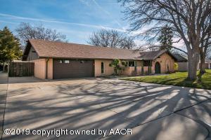 3809 CARLTON DR, Amarillo, TX 79109
