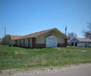 316 S Houston Street, Shamrock, TX 79079