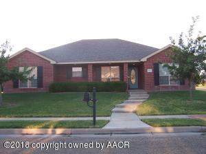 8100 LITTLE ROCK DR, Amarillo, TX 79118
