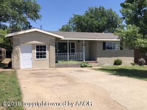203 Garrett St, Borger, TX 79007