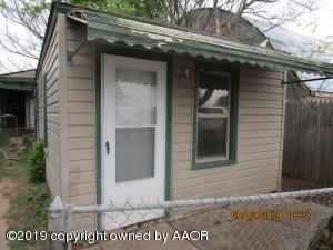 311 S Austin (REAR) St, Amarillo, TX 79106