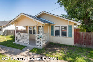 2709 SW 5TH AVE, Amarillo, TX 79109