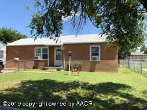 1310 COLUMBINE ST, Amarillo, TX 79107