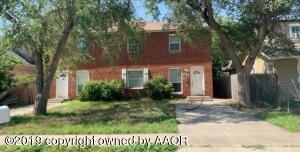 1208 SW 20TH AVE, Amarillo, TX 79109