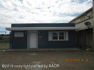 706 S McGee St, Borger, TX 79007