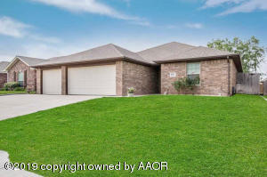 9315 BUCCOLA AVE, Amarillo, TX 79119-6213