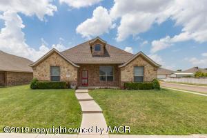 8100 ALEXANDRIA AVE, Amarillo, TX 79118