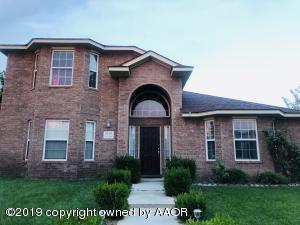 8113 BARSTOW DR, Amarillo, TX 79118