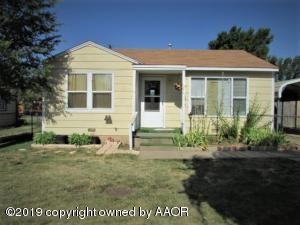 4628 S ONG ST, Amarillo, TX 79110