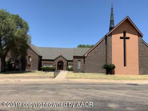 1203 Meredith St, Borger, TX 79007