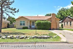 1560 SMILEY ST, Amarillo, TX 79106