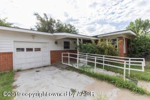 3713 LENWOOD DR, Amarillo, TX 79109