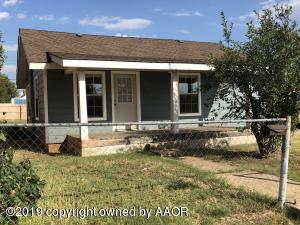 724 Coble St, Borger, TX 79007