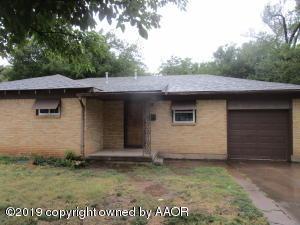 3704 LENWOOD DR, Amarillo, TX 79109