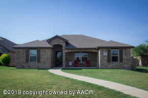 9405 CLINT AVE, Amarillo, TX 79119