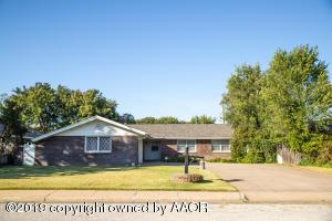 6014 HANSON RD, Amarillo, TX 79106