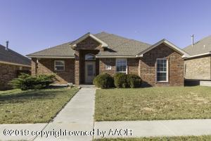 8504 VAIL DR, Amarillo, TX 79118