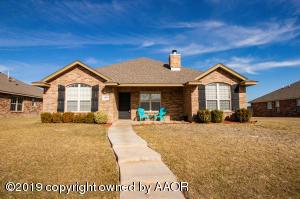 3404 BISMARCK AVE, Amarillo, TX 79118