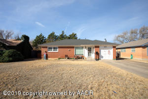 1532 LYLES ST, Amarillo, TX 79106