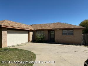 705 TAYLOR LN, Canyon, TX 79015