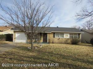 2915 CARTER ST, Amarillo, TX 79103