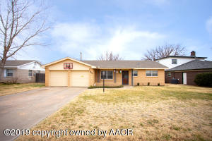 5113 BENTON DR, Amarillo, TX 79110