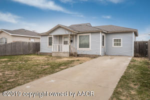1311 N CLEVELAND ST, Amarillo, TX 79107