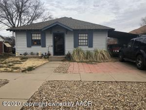 1617 S ONG ST, Amarillo, TX 79102