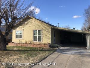 608 Lee St, Borger, TX 79007