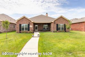 9411 KORI DR, Amarillo, TX 79119