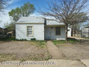 1405 N ROOSEVELT ST, Amarillo, TX 79107