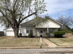 1815 East Ave., Wellington, TX 79095